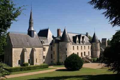 Image 1   16 bedroom French chateau for sale, Tours, Indre-et-Loire, Centre 200312