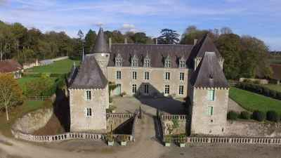 10 bedroom French chateau for sale, Belleme, Orne, Lower Normandy