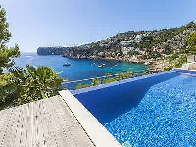6 bedroom villa for sale, Cala Llamp, Andratx, Mallorca