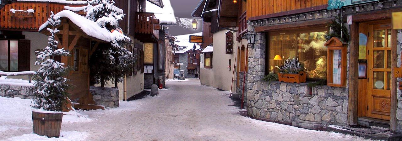 Le Praz de Chamonix Alps Ski Property
