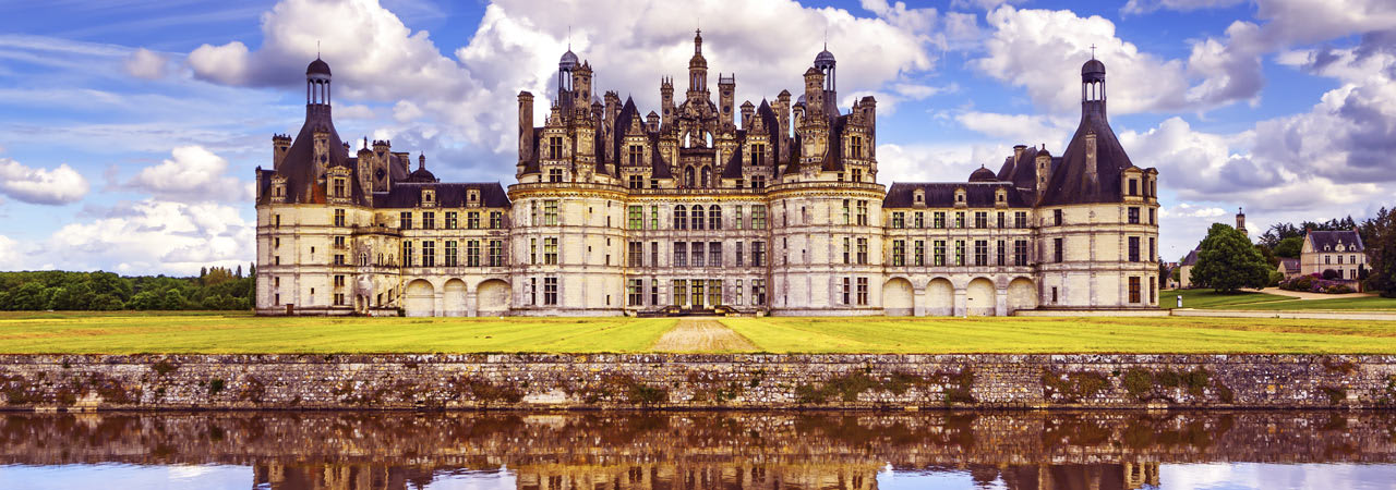 French Chateaux For Sale