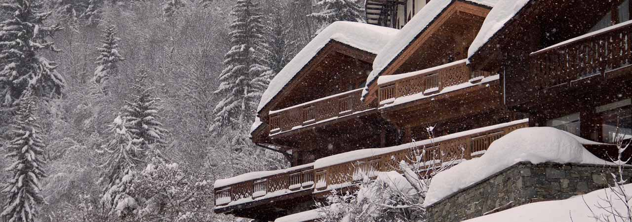 Courchevel Ski Chalet Property For Sale