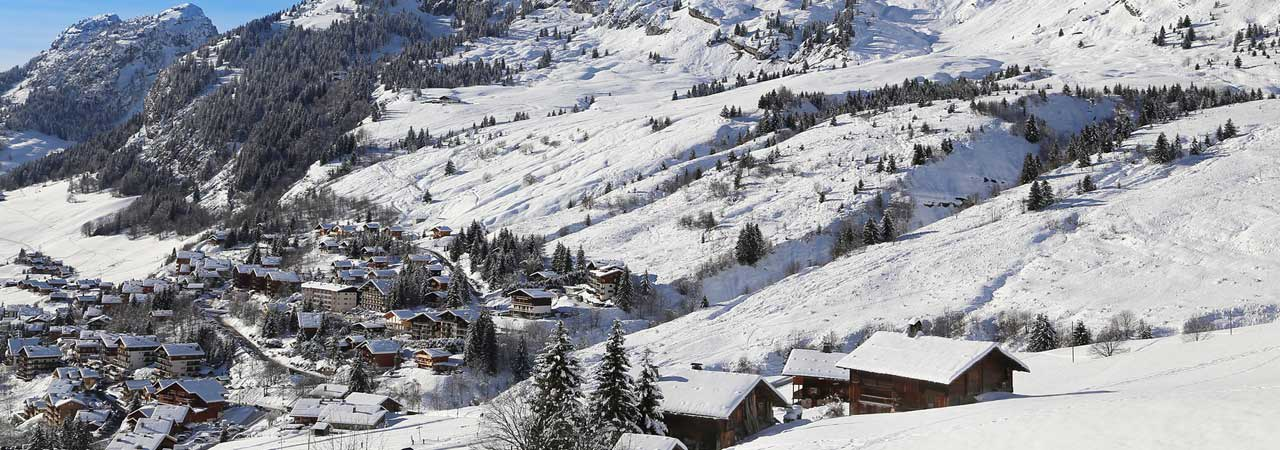 Grand Bornand Property For Sale