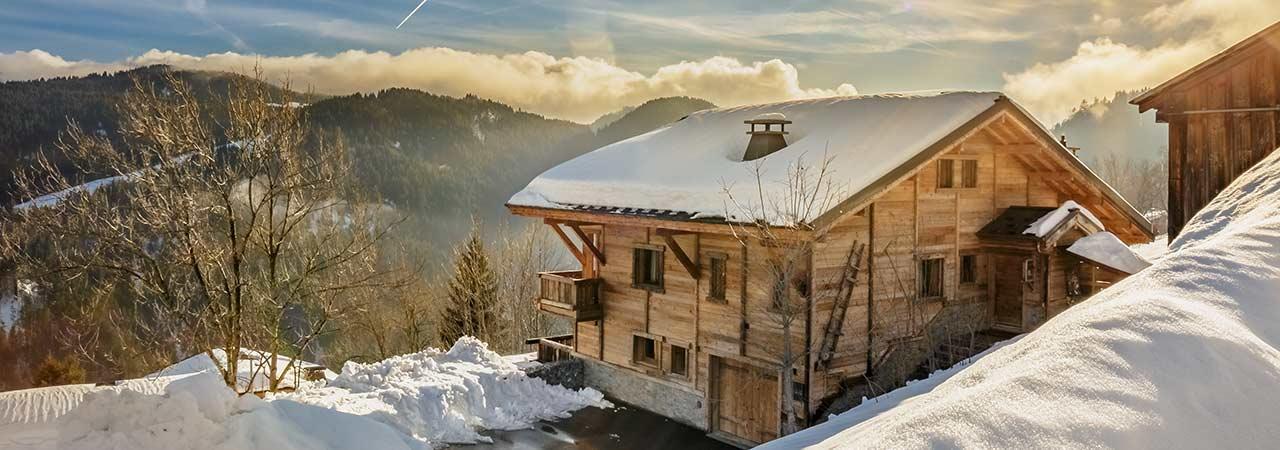 Les Gets Alps Ski Property