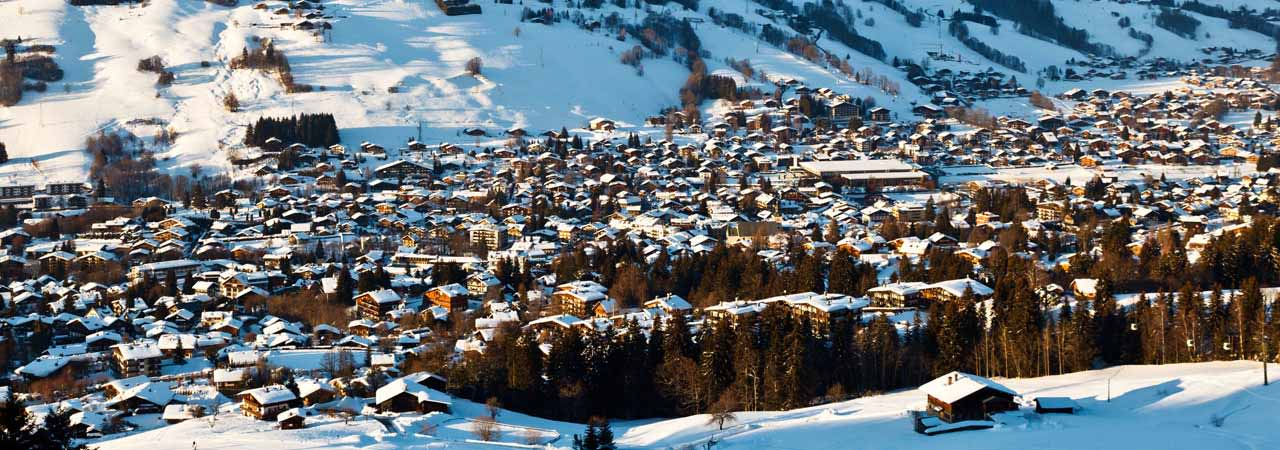 Megeve Alps Ski Property