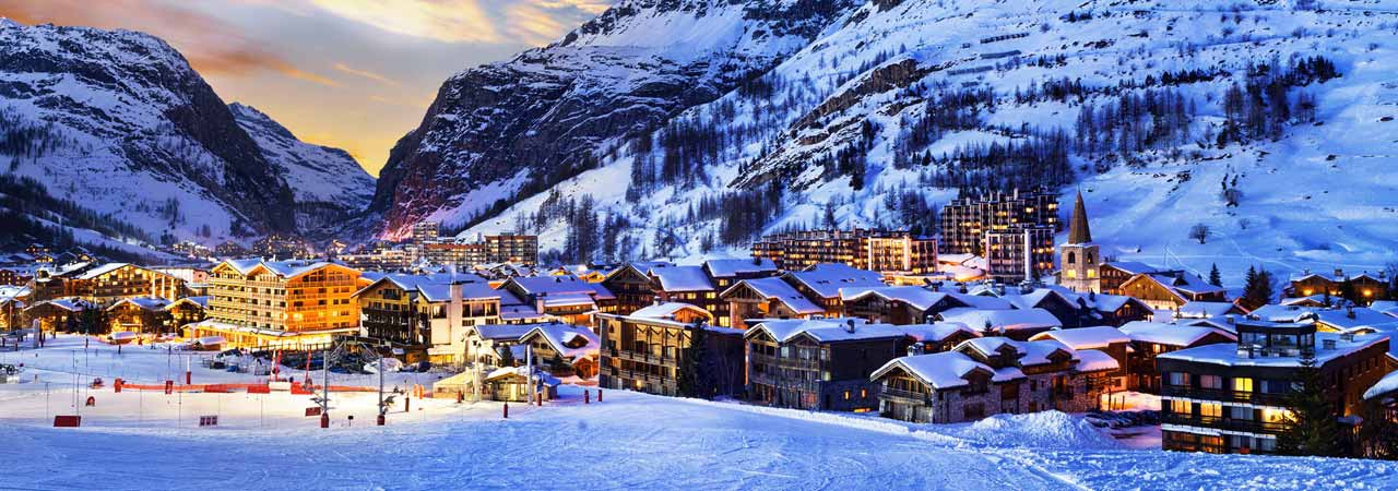 Val d'Isere Ski Property