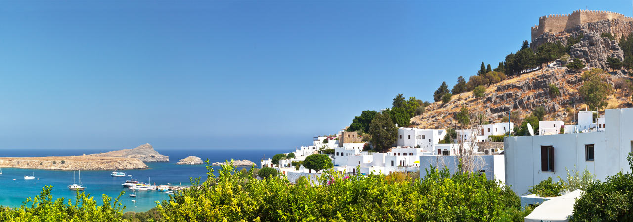 Greek Island Property