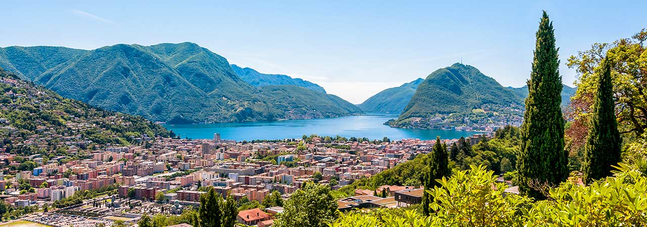Lake Lugano Property