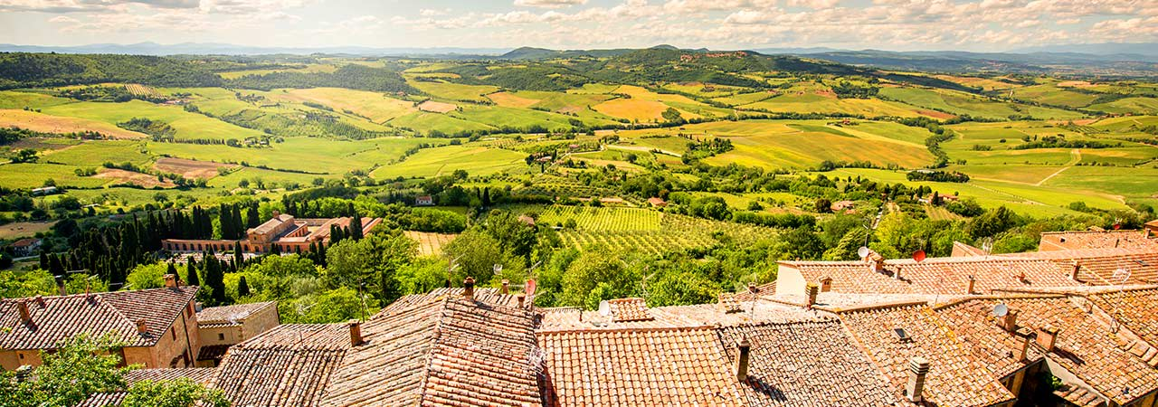 Montepulciano Property