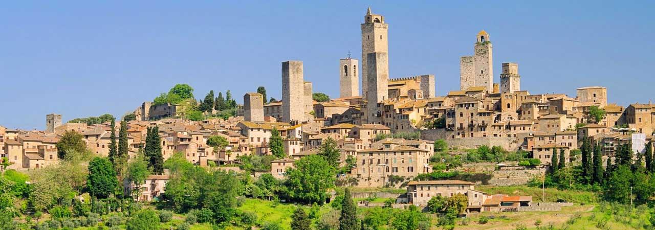 San Gimignano Property
