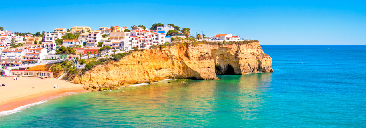Algarve Golden Triangle Property For Sale