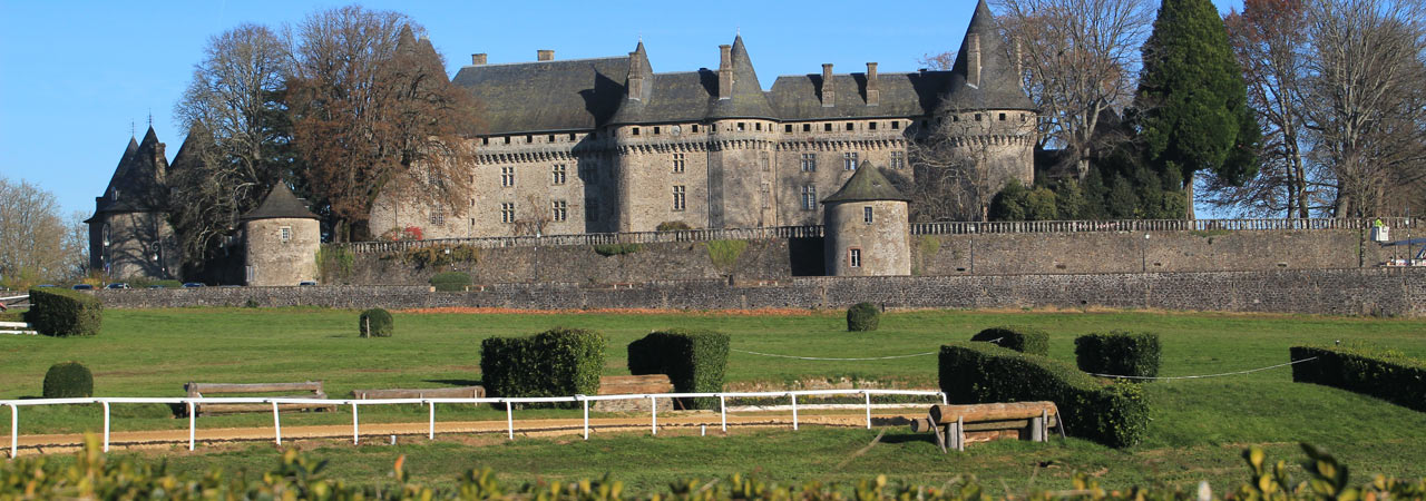French Equestrian Property