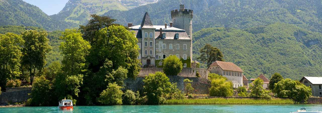 Lake Annecy Property