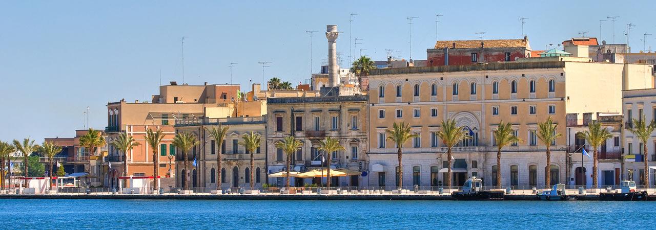 Brindisi and Ostuni Property