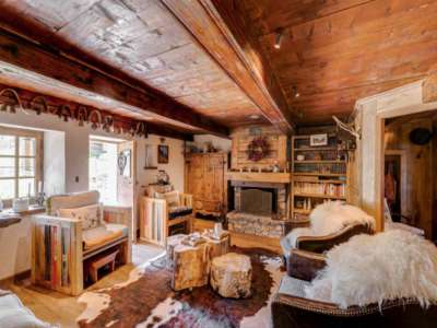 4 bedroom ski chalet for sale, Meribel, ...