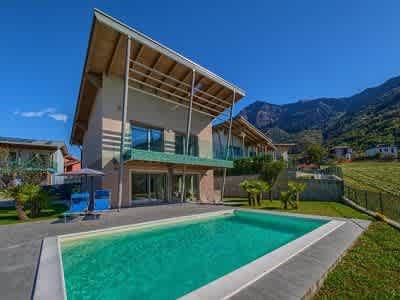 5 bedroom villa for sale, Colico, Como, Lake Como