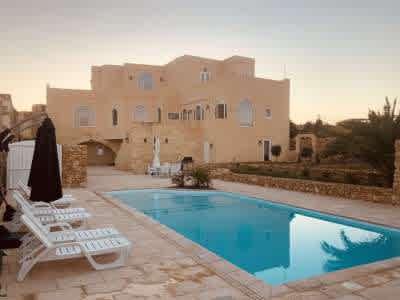 5 bedroom villa for sale, Gharb, Gozo Island