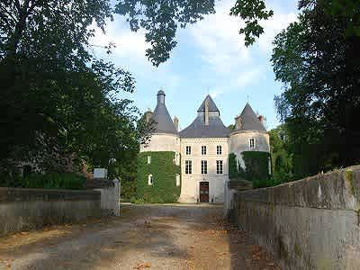 8 bedroom French chateau for sale, Valencay, Indre, Centre