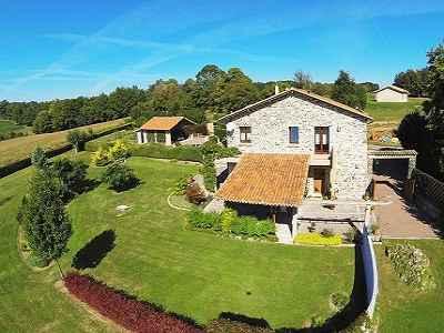 5 bedroom house for sale, Montbron, Charente, Poitou-Charentes