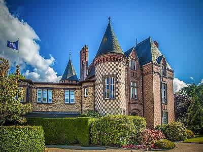 16 bedroom French chateau for sale, Verneuil Sur Avre, Eure, Upper Normandy