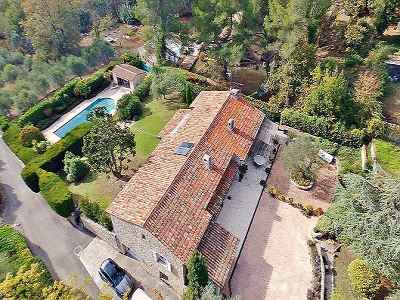 5 bedroom manor house for sale, Valbonne, Alpes-Maritimes, Cote d'Azur French Riviera
