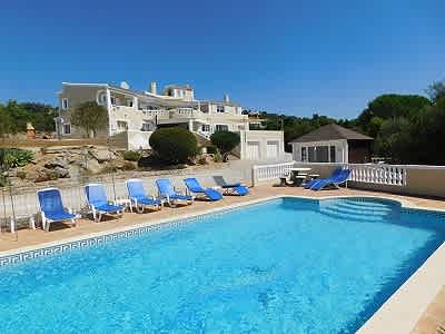 6 bedroom villa for sale, Santa Barbara De Nexe, Faro, Algarve