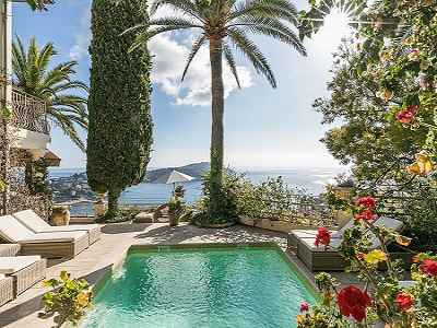5 bedroom villa for sale, Villefranche Sur Mer, Villefranche, Cote d'Azur French Riviera