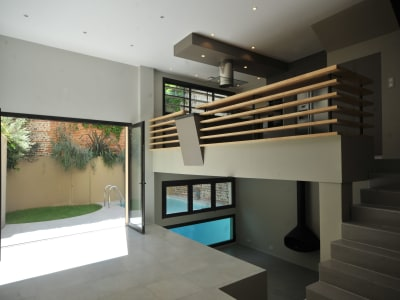 Stunning ultra modern house with pool and 4 bedrooms for sale in Toulouse