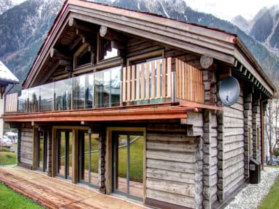3 bedroom ski chalet for sale, Chamonix, Haute-Savoie, Rhone-Alpes