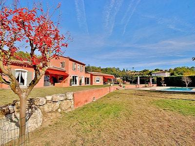 5 bedroom villa for sale, Valbonne, French Riviera