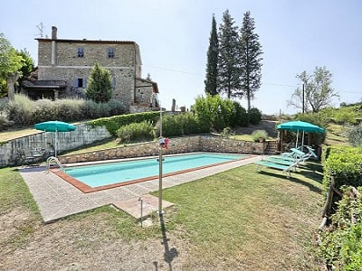 4 bedroom house for sale, San Gimignano, Siena, Chianti