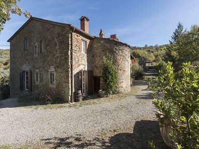 6 bedroom villa for sale, Arezzo, Chianti