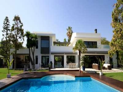 4 bedroom villa for sale, Guadalmina Baja, San Pedro de Alcantara, Malaga Costa del Sol, Andalucia