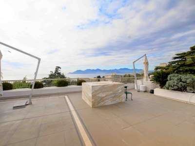 6 bedroom penthouse for sale, Croix des Gardes, Cannes, French Riviera