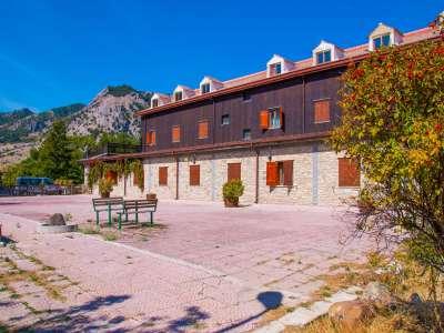 Charming 47 bedroom Hotel in Sicily for sale Close to Skiing in Piano Battaglia
