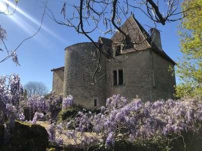 6 bedroom castle for sale, Saint Emilion...