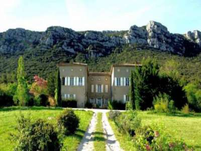 7 bedroom French chateau for sale, Perpi...