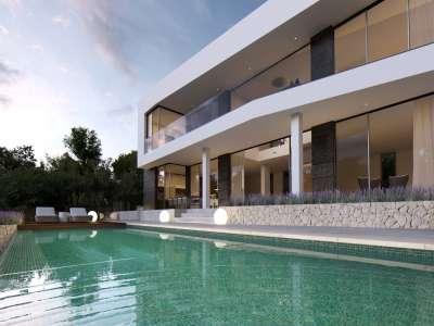 4 bedroom villa for sale, Cala Vinyes, S...