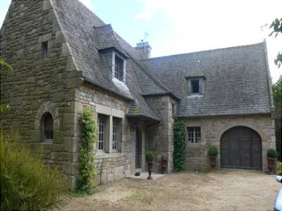Image 2 | 2 bedroom house for sale with 4.5 hectares of land, Bay of Carantec, Finistere , Brittany 114154