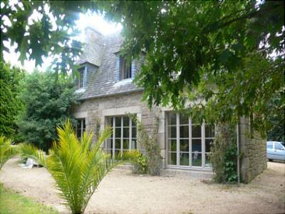 Image 3 | 2 bedroom house for sale with 4.5 hectares of land, Bay of Carantec, Finistere , Brittany 114154