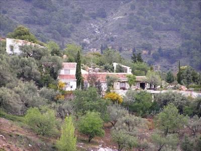 Image 1 | 5 bedroom farmhouse for sale, Canillas de Albaida, Malaga Costa del Sol, Andalucia 114820