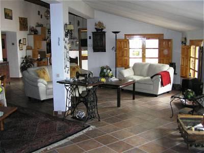 Image 7 | 5 bedroom farmhouse for sale, Canillas de Albaida, Malaga Costa del Sol, Andalucia 114820