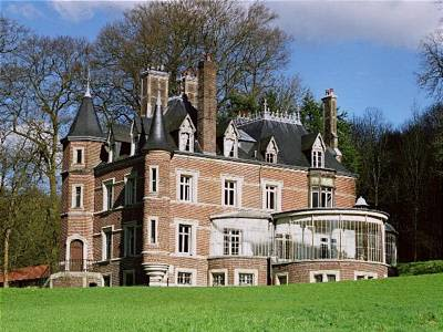 Image 1 | 10 bedroom French chateau for sale with 42 hectares of land, Rouen, Seine-Maritime , Normandy 119573