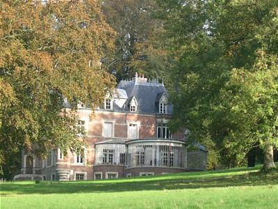 Image 2 | 10 bedroom French chateau for sale with 42 hectares of land, Rouen, Seine-Maritime , Normandy 119573