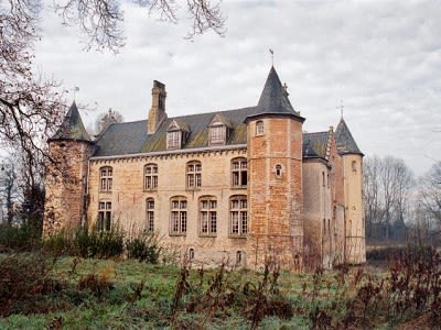 Image 2 | 16th Century Chateau for sale  in Nord-Pas-de-Calais. Northern France.  119961