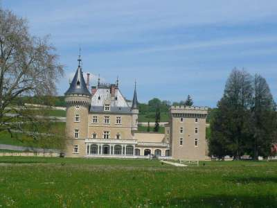 Image 14 | Spectacular French chateau estate in the Jura 120200