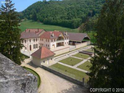 Image 18 | Spectacular French chateau estate in the Jura 120200