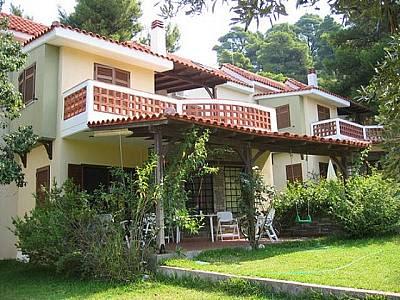 Image 3 | 2 bedroom townhouse for sale, Kassandra, Halkidiki, Central Macedonia 123727