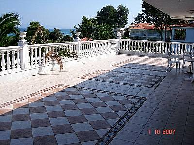 Image 4 | 4 bedroom villa for sale with 0.25 hectares of land, Kassandra, Halkidiki, Central Macedonia 123734