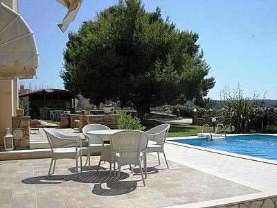Image 16 | 5 bedroom villa for sale with 0.55 hectares of land, Kassandra, Halkidiki, Central Macedonia 123759